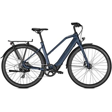 Vélo de Ville Électrique KALKHOFF BERLEEN 5.G MOVE TRAPEZ Bleu 2020